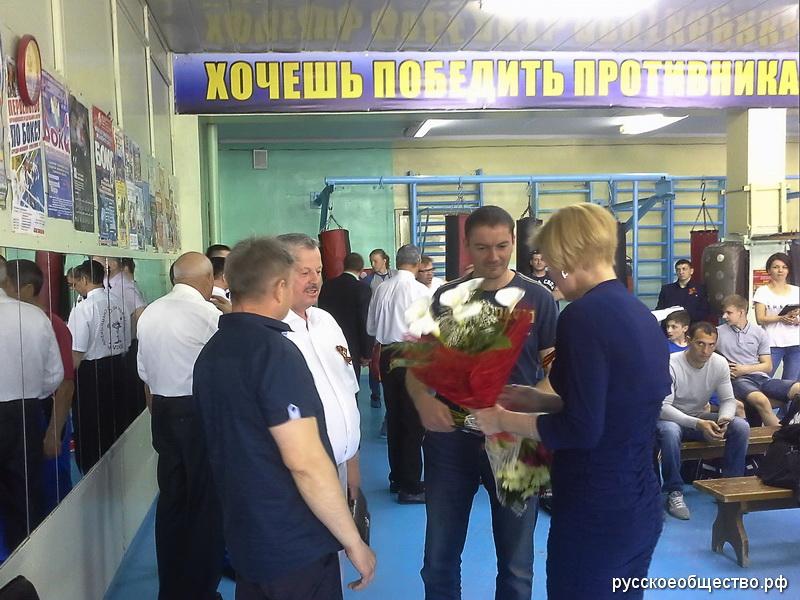 Турнир по боксу памяти мецената Василия Балты